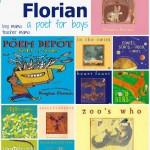 Boy Mama Teacher Mama  Douglas Florian