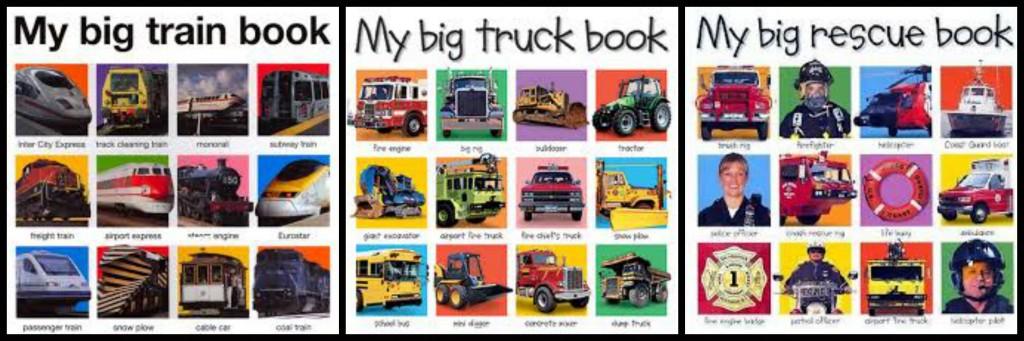 Boy Mama Teacher Mama  Books About Vehicles 4