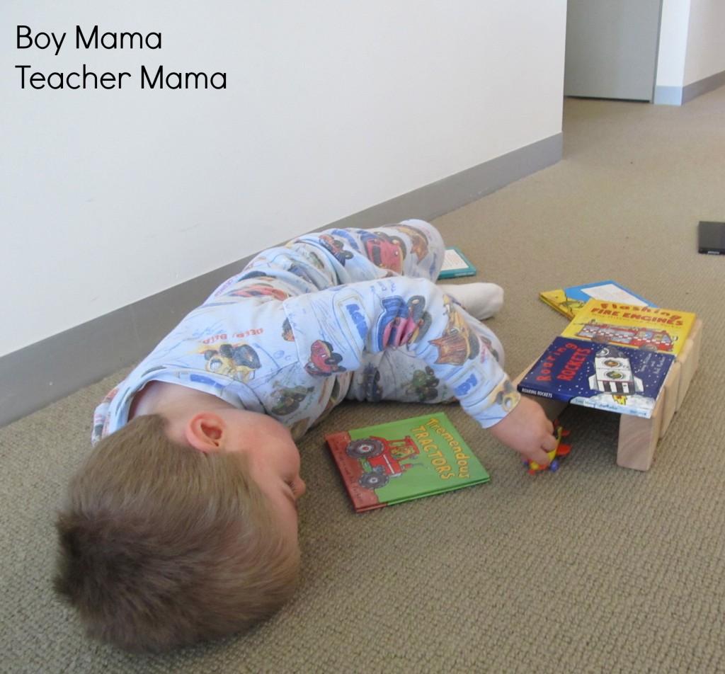 Boy Mama Teacher Mama  Books Series About Transportation 1
