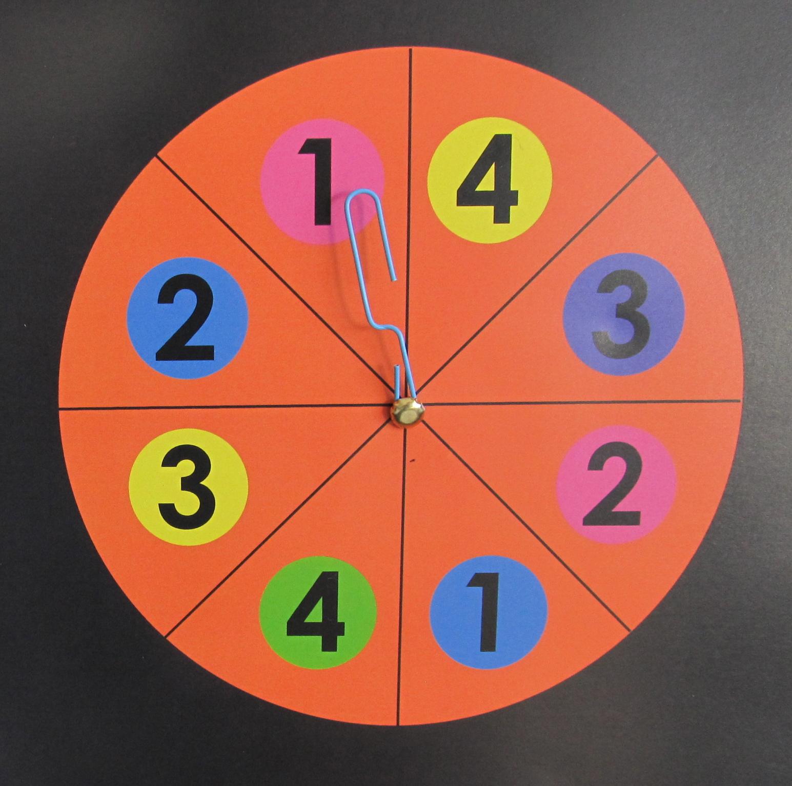 spinner for games
