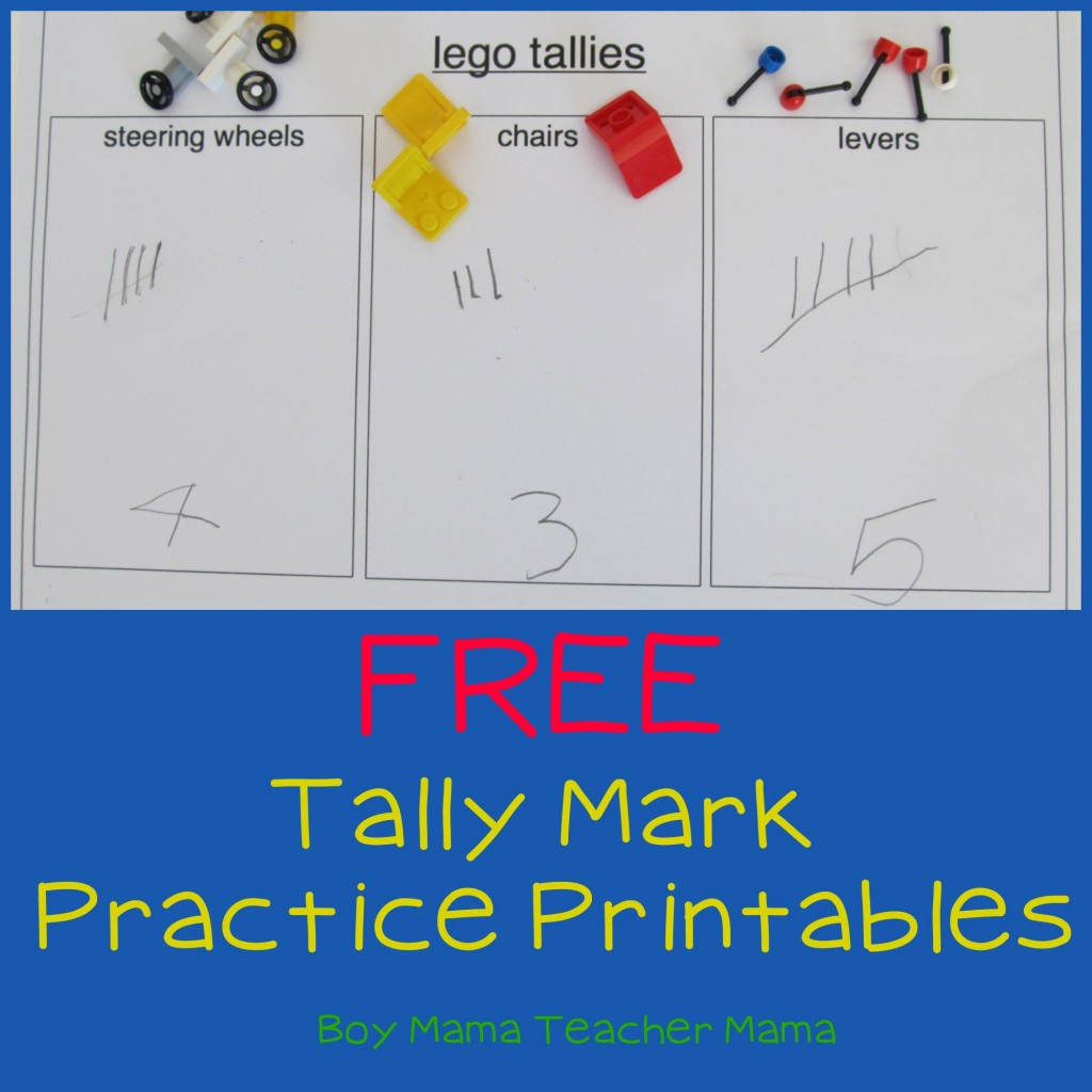 Boy Mama Teacher Mama  FREE Tally Mark Practice Printables.jpg