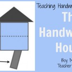 Boy Mama Teacher Mama | Handwriting House