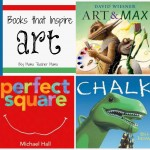 Boy Mama Teacher Mama | Books that Inspire Art