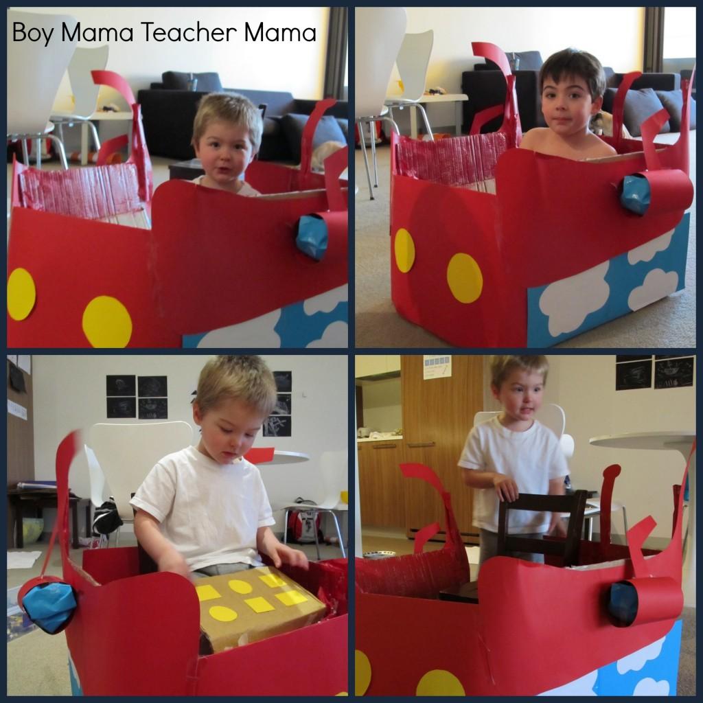 Boy Mama Teacher Mama: (Little Einsteins) Rocket