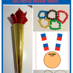 Boy Mama Teacher Mama | Activities for the Olympics