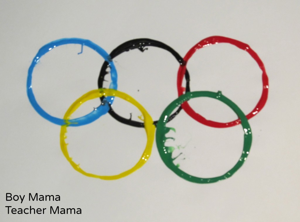 Boy Mama Teacher Mama The Olympics (2)