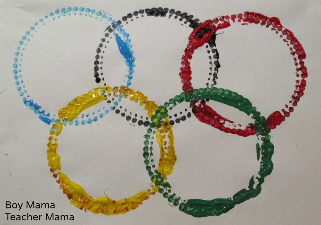 Boy Mama Teacher Mama The Olympics (3)