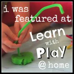 featured learn with play button