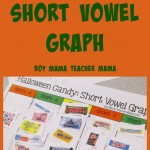 Boy Mama Teacher Mama  Halloween Candy Short Vowel Graph (featured)