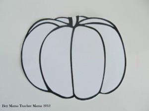 Boy Mama Teacher Mama | Fall Fingerplays