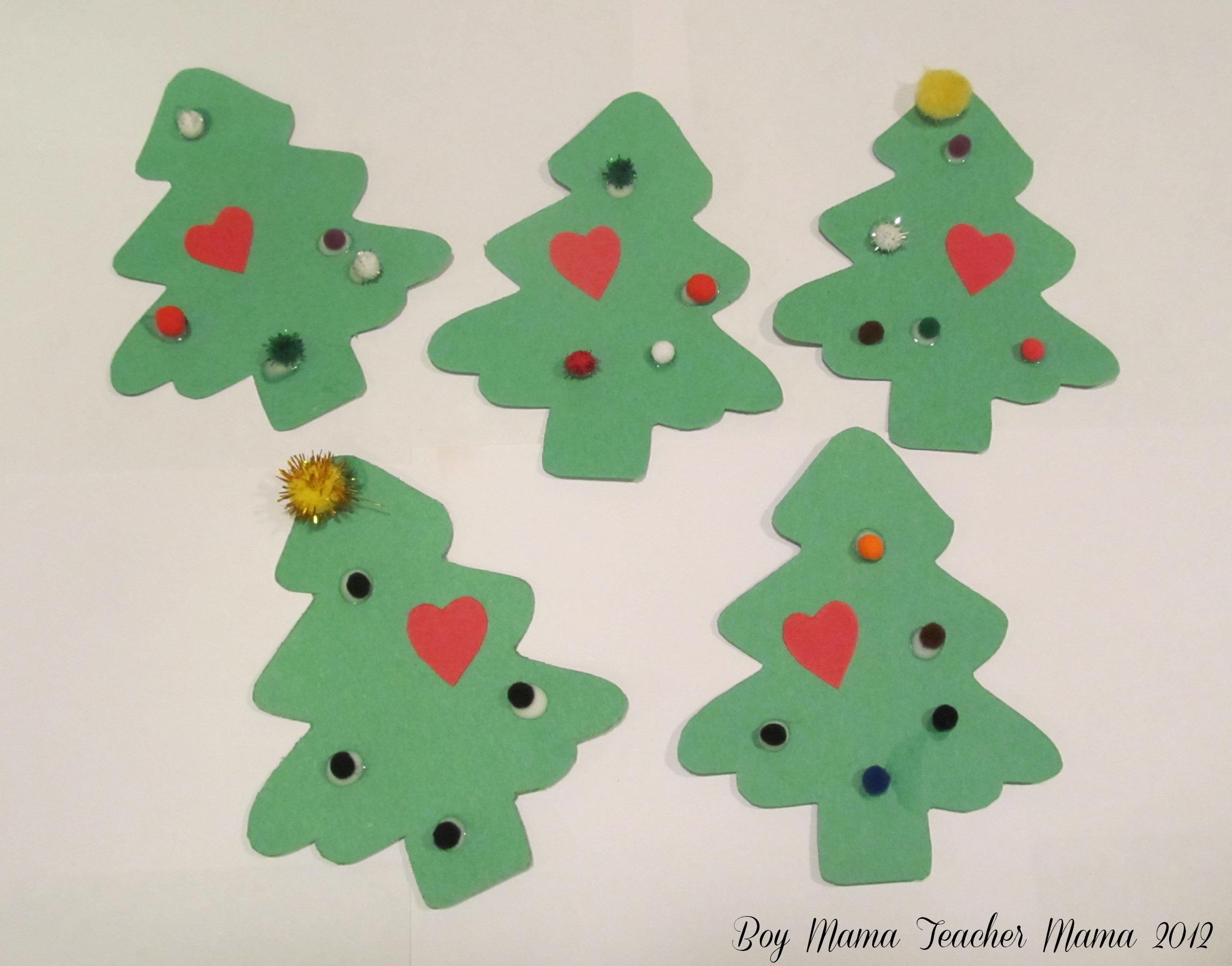 Teacher Mama: Two Christmas Rhymes - Boy Mama Teacher Mama