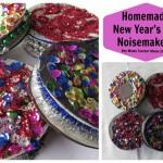 Boy Mama: Homemade New Years Eve Noisemaker
