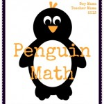 Teacher Mama: Penguin Math