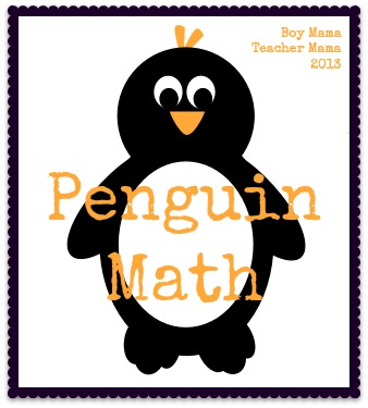 printable penguin for kids