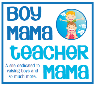 Boy Mama Teacher Mama