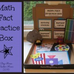 math fact practice box boy mama teacher mama