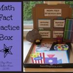 math fact practice box boy mama teacher mama
