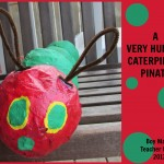 Boy Mama Teacher Mama: Very Hungry Caterpillar Pinata