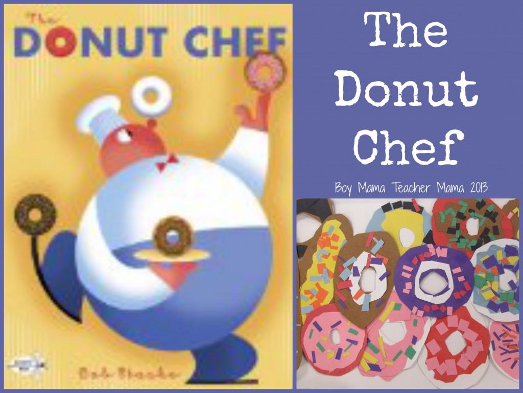 Boy Mama Teacher Mama | The Donut Chef