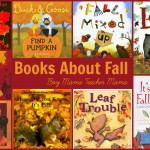 Boy Mama Teacher Mama | Books About Fall