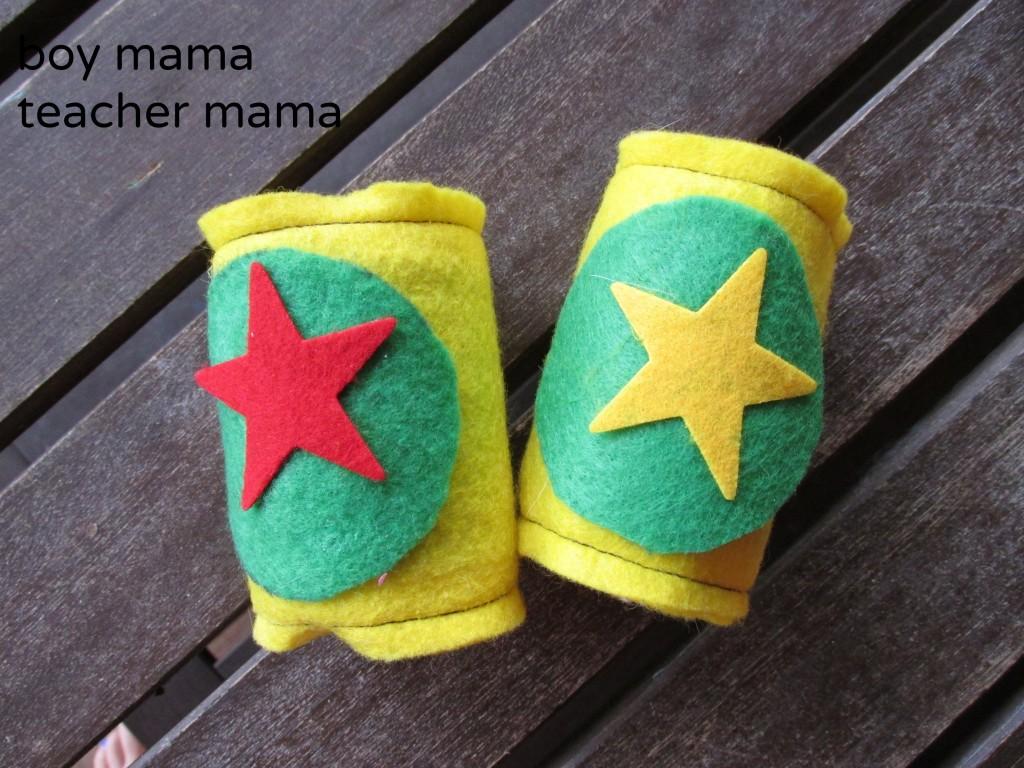 Boy Mama Teacher Mama | Super Hero Birthday Party