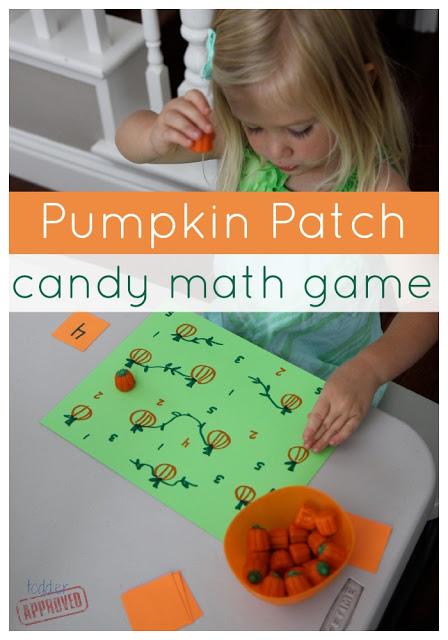 pumpkin patch candy math game-1
