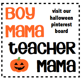 Boy Mama Teacher Mama | Pinterest Halloween Board