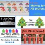 Boy Mama Teacher Mama | Rhymes for All Seasons