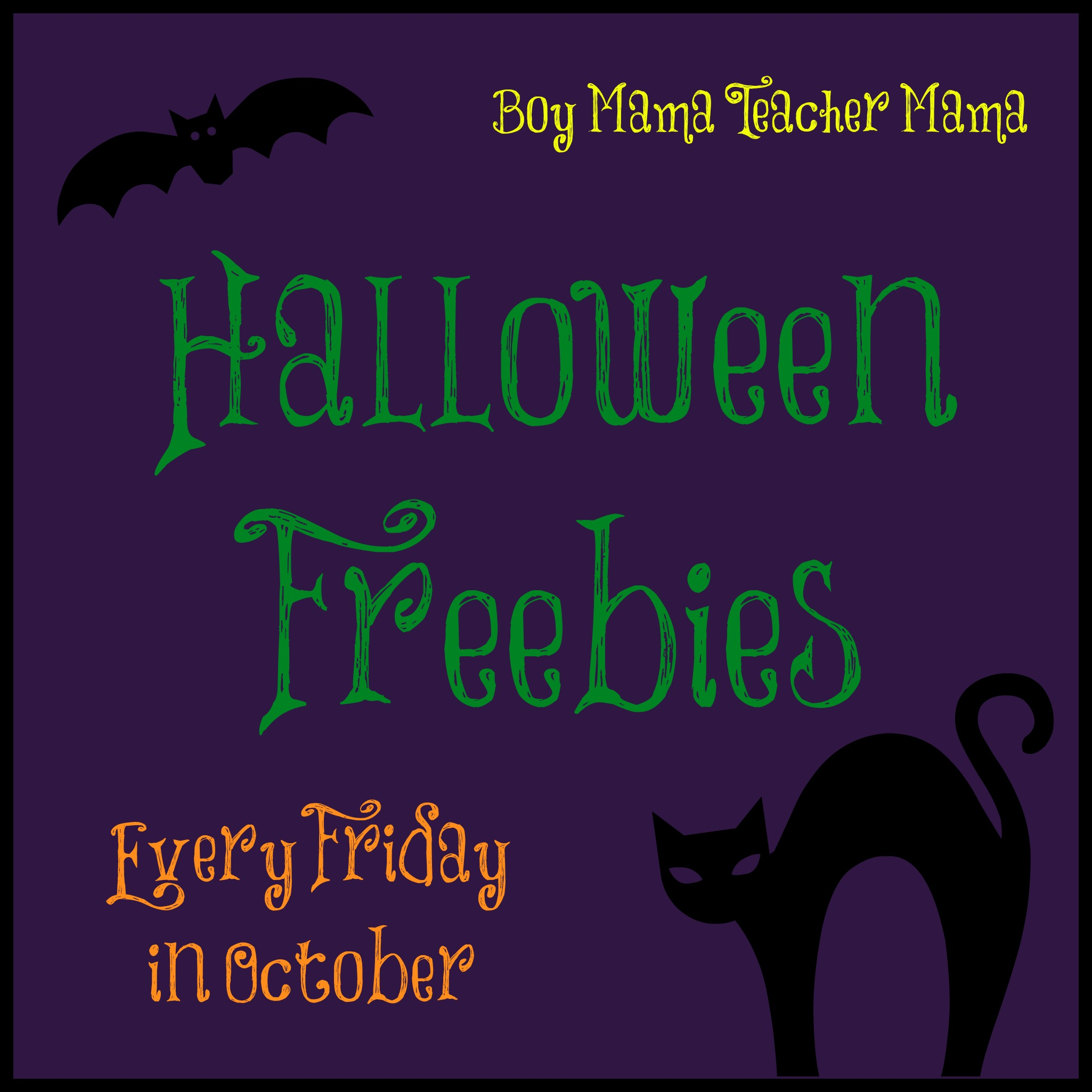 Friday fall freebies