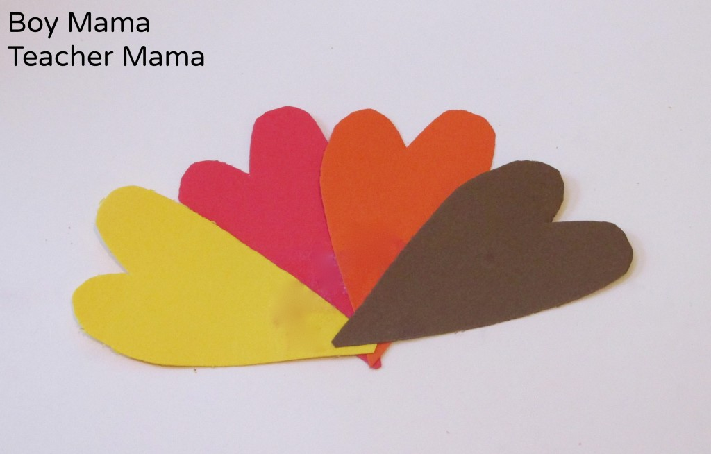Boy Mama Teacher Mama  Thanksgiving Turkey Lollipop 3