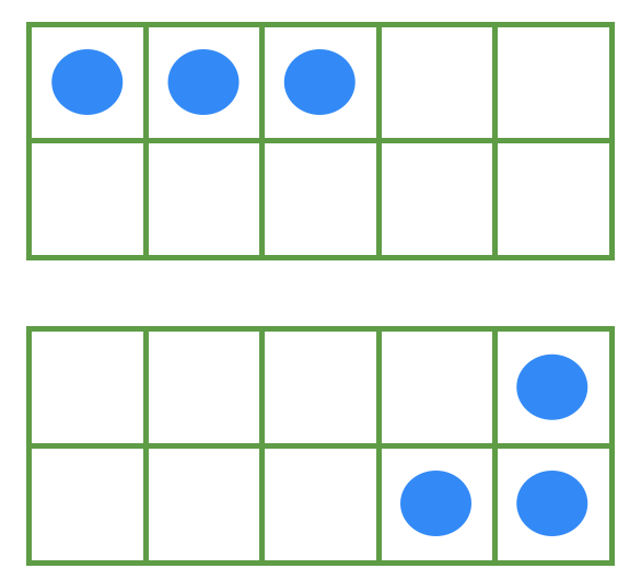Boy Mama Teacher Mama: Using Ten Frames for Building Number Sense shot 2013-11-03 at 6.21.03 PM