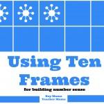 using ten frames featured