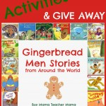Boy Mama Teacher Mama Activities for Gingerbread Men Stories from Around the World
