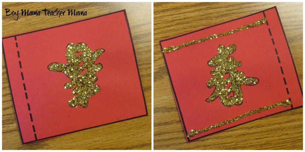 Boy Mama Teacher Mama  A Craft for Chinese New Year 4