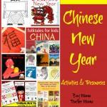 Boy Mama Teacher Mama Chinese New Year Activities