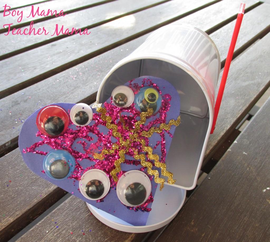 Boy Mama Teacher Mama  Five Little Valentines 10
