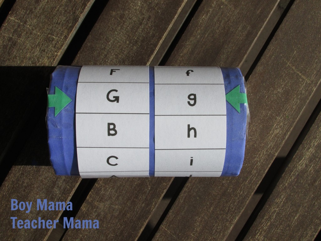 Boy Mama Teacher Mama  Skills Practice Tube 3