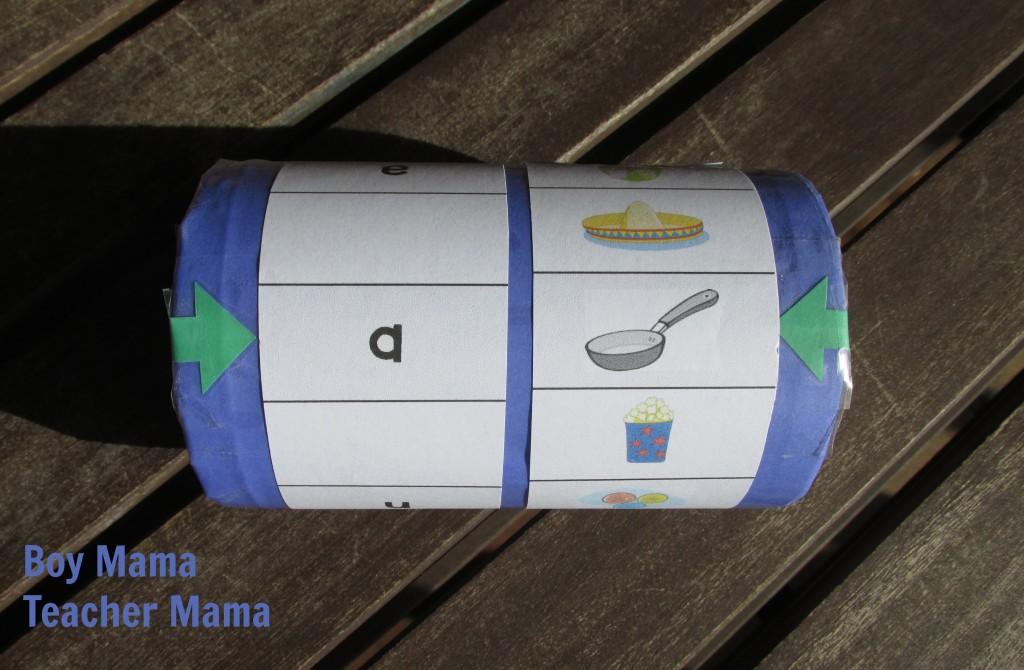 Boy Mama Teacher Mama  Skills Practice Tube 4