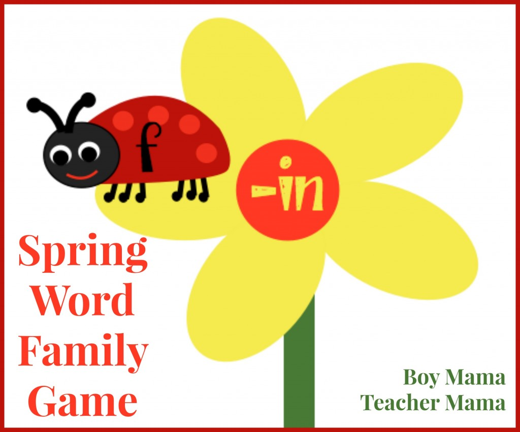 Boy Mama Teacher Mama  Spring Word Family Game (featured).jpg