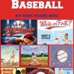 Book Mama: Books about Baseball