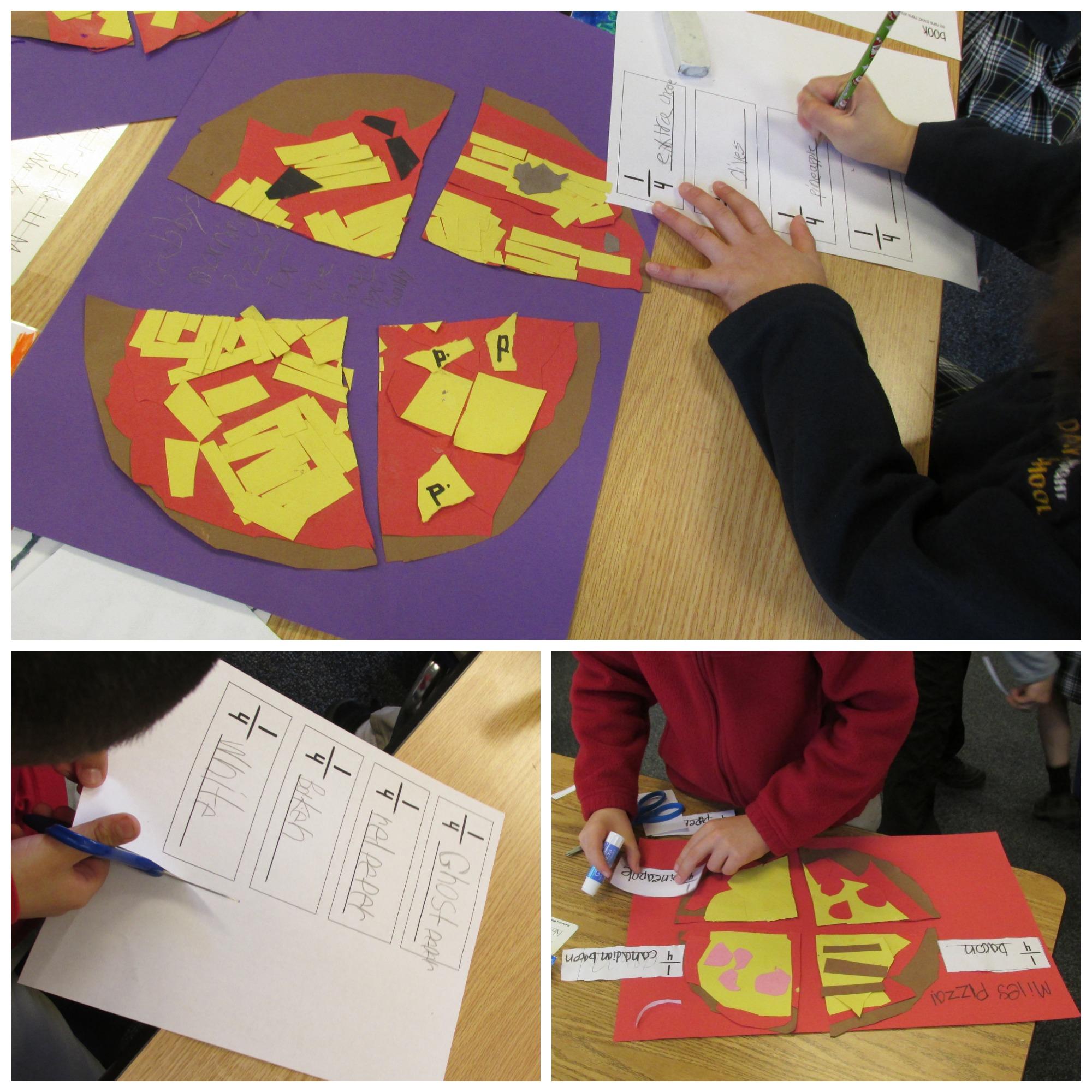 worksheet Teaching Fractions teacher mama teaching fractions with pizza boy 6 jpg