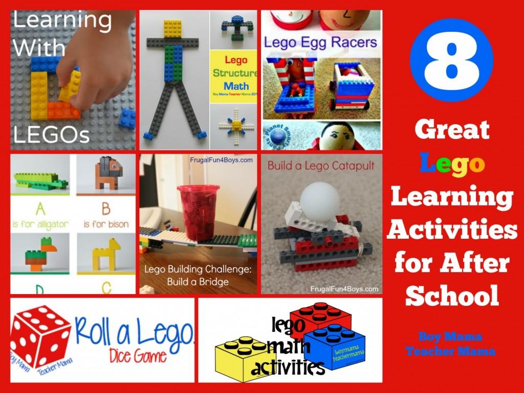 lego time teacher instructions