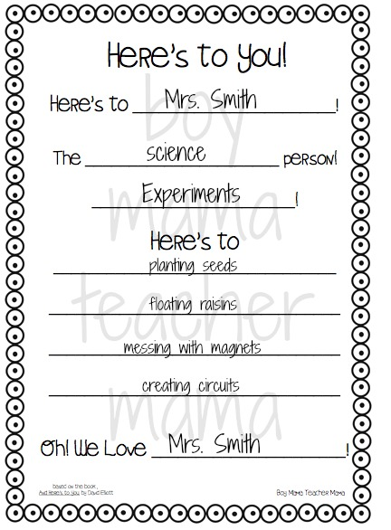 kindergarten teacher of the year essays This best practice unit was created by two kindergarten teachers with over 20 years of classroom experience writers workshop :writing through the year unit 2 by.