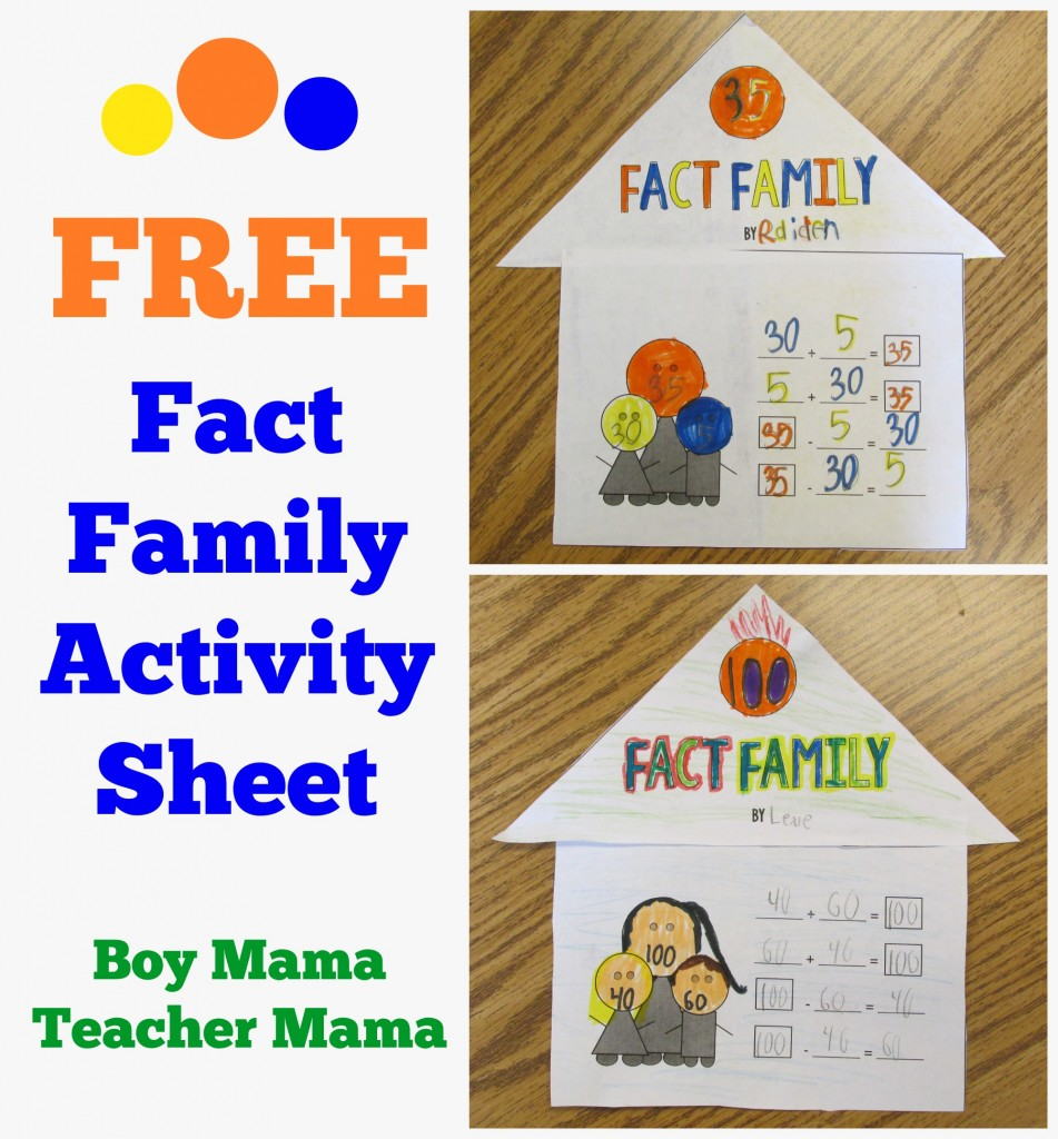 Boy Mama Teacher Mama  FREE Fact Family Activity 5.jpg
