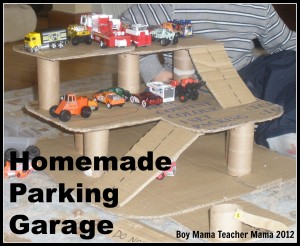 Homemade-Parking-Garage-Boy-Mama-Teacher-Mama-300x246