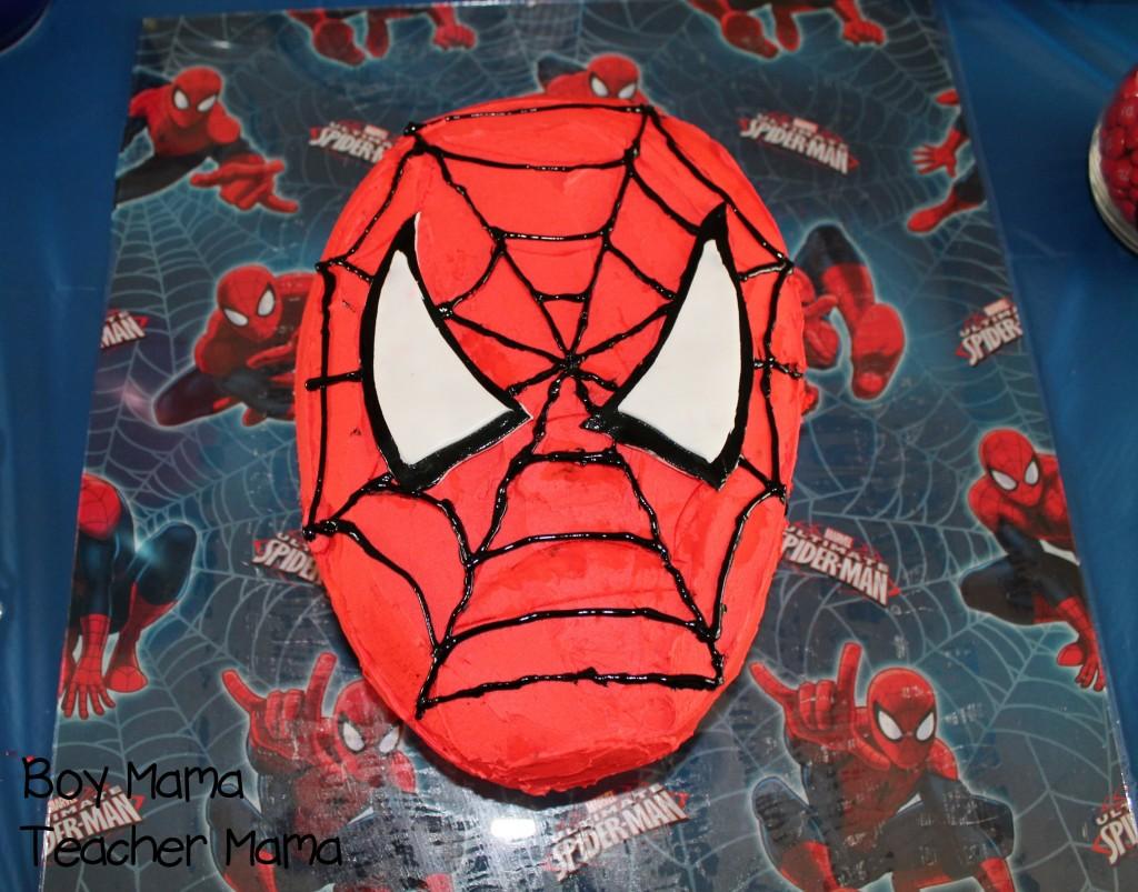 Boy Mama Teacher Mama  Spiderman Party 15.jpg