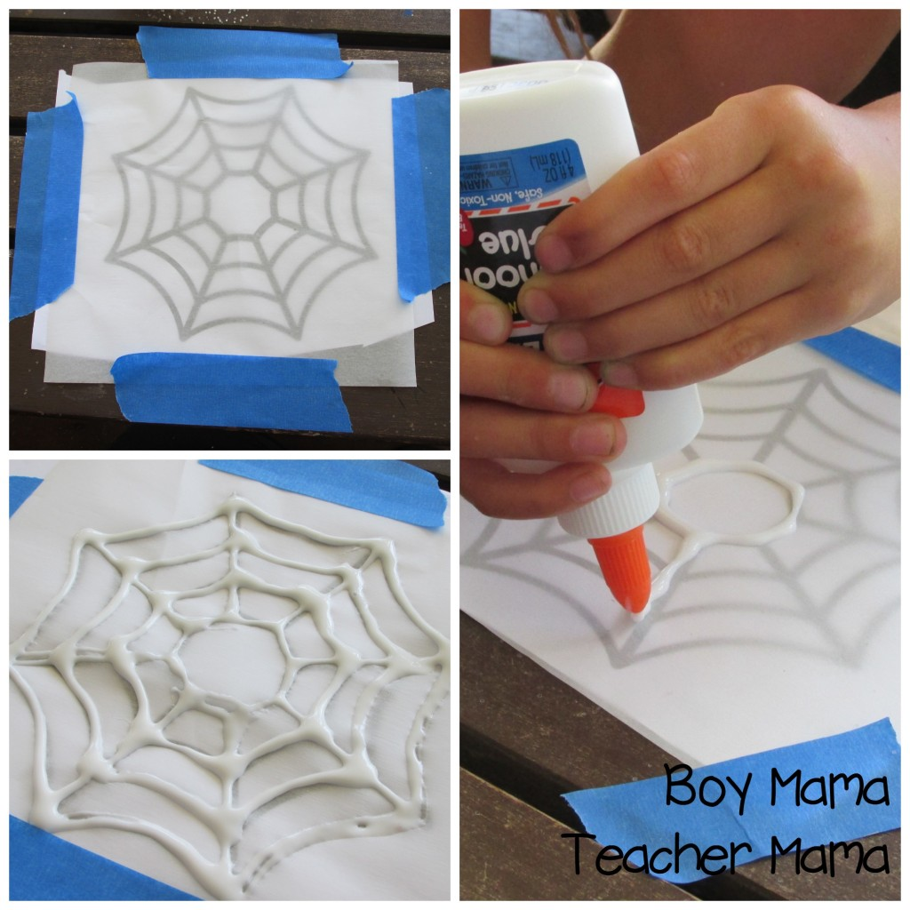 Boy Mama Teacher Mama  Spiderman Party 5.jpg