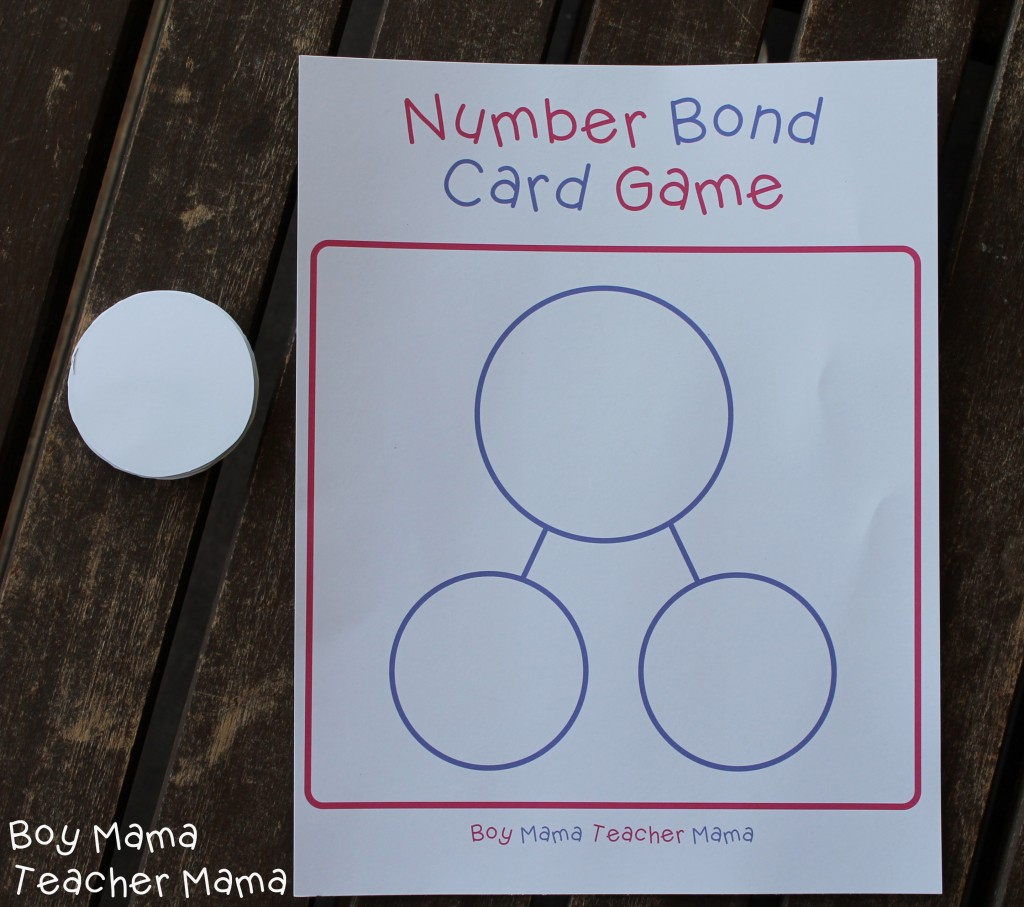 Boy Mama  Teacher Mama  Number Bond Card Game 2.jpg
