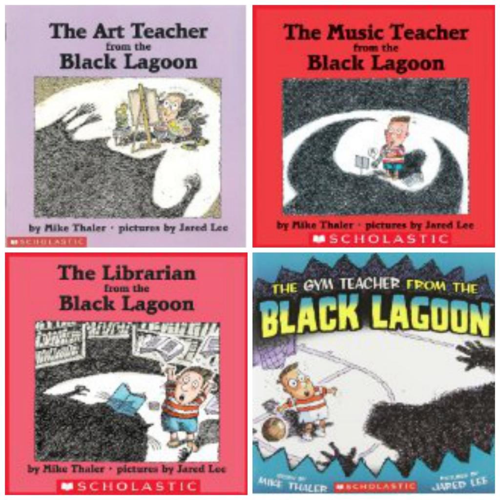 teacher from the black lagoon