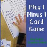 Boy Mama Teacher Mama  Plus 1 Minus 1 Card Game (featured)